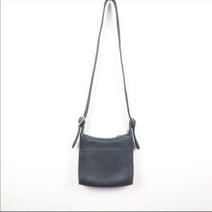 Vintage Coach Black Legacy Crossbody Bag (Flaw)